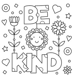 be kind coloring pages Be, Kind, Coloring & Page Vector Images (75) be kind coloring pages