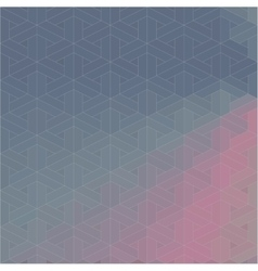 Colorful mosaic backdrop vector image