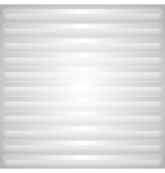 Abstract light grey background with stripes vector image