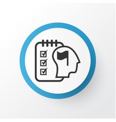 self-organization icon symbol premium quality vector image