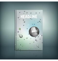 Molecule Brochure 06 A vector image