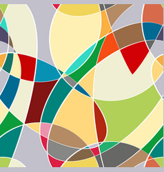 seamless background abstraction vector image