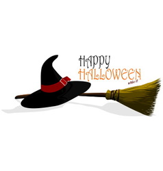 Witch accessories vector