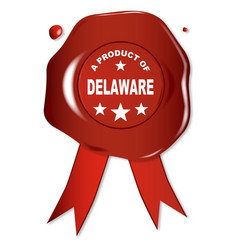 A product of delaware vector