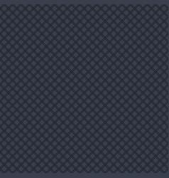 black elegant geometric seamless pattern vector image