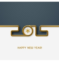 2015 Year vector image vector image