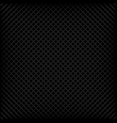 Black square gray grid diagonal stripes vector