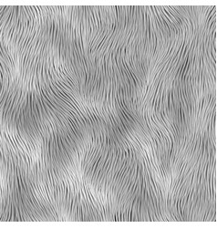 Abstract gray fur pattern seamless vector