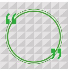 Flat design business empty vector