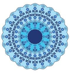Oriental ottoman design six vector