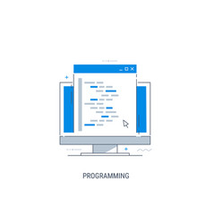 programming vector image