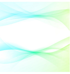 Satin futuristic swoosh light wave background vector