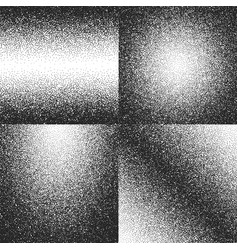 distressed dirty dust grunge noise vector image