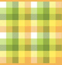 color plaid tablecloths seamless fabric texture vector image vector image