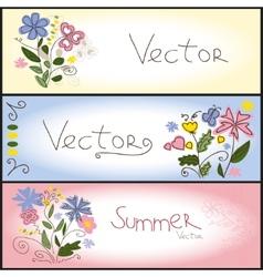 card sketch vector image