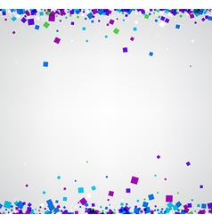 Background with colour squares vector