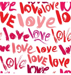 love seamless 1 380 vector image