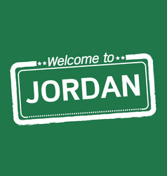 Welcome to jordan design vector