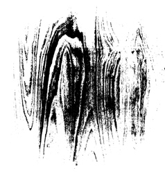 Wood texture black vector