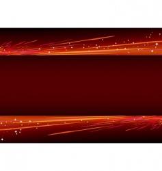 neon light splashes vector image vector image