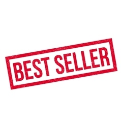 Best Seller rubber stamp vector