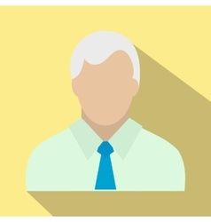 Man avatar icon vector
