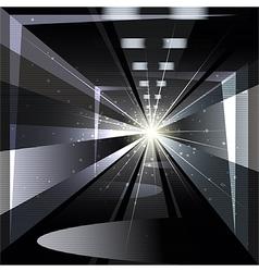 Tunnel vector