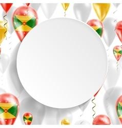 Flag of Grenada vector image