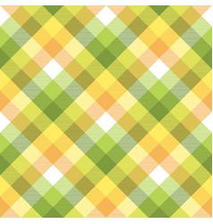 Color plaid tablecloths seamless fabric texture vector
