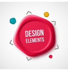 Design Elements vector image