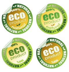 eco set 2 vector image