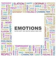 Emotions vector