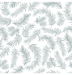 Pattern decoration White background vector image