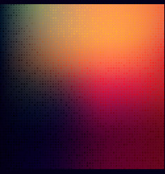 abstract bright colors minimal mosaic background vector image