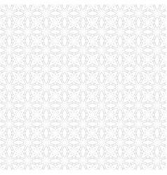 geometric arabic seamless pattern islamic texture vector image