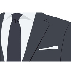 Suit design vector