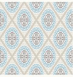 vintage wallpaper modern geometric pattern vector image