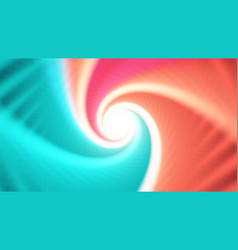infinite rhombic or square twisted colorful vector image