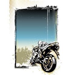 Moto gp poster vector