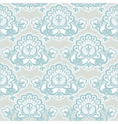 seamless lace vector image