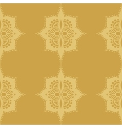Yellow pattern vector