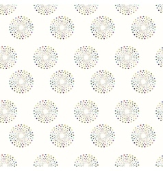 Painting seamless pattern - background vector image vector image