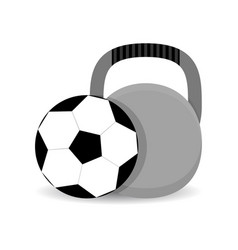 health sport concept vector image vector image