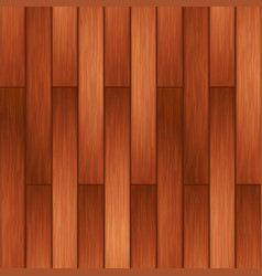 Wooden floor tile texture background vector