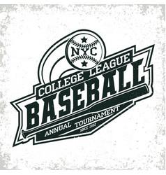 Vintage emblem design vector