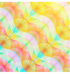 Abstract colorful light background vector