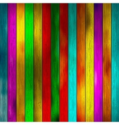 Colorful wooden Pattern background vector