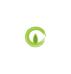 letter c healthy logo designs inspiration vector image