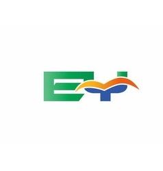 Ey logo vector