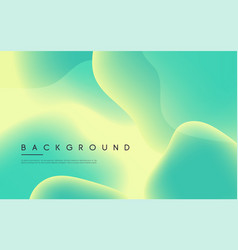 Abstract minimalist background with glowing vector